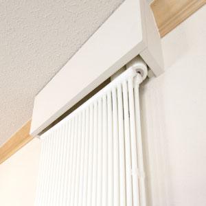 輻射熱による冷暖房器具『クール暖』