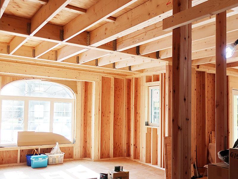 全棟耐震等級3・長期優良住宅認定